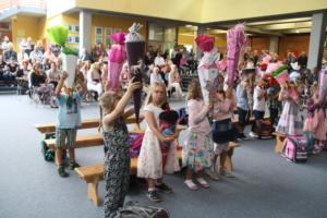 Die Grundschule Cadenberge begrüßt ihre Erstklässler